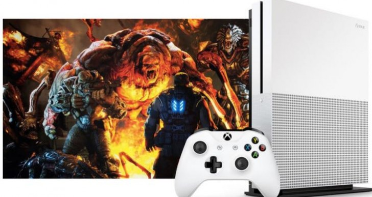 Xbox One Slim specs with 4K video, not 4K games