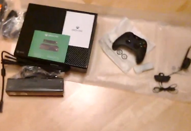 xbox-one-unboxing-early-job