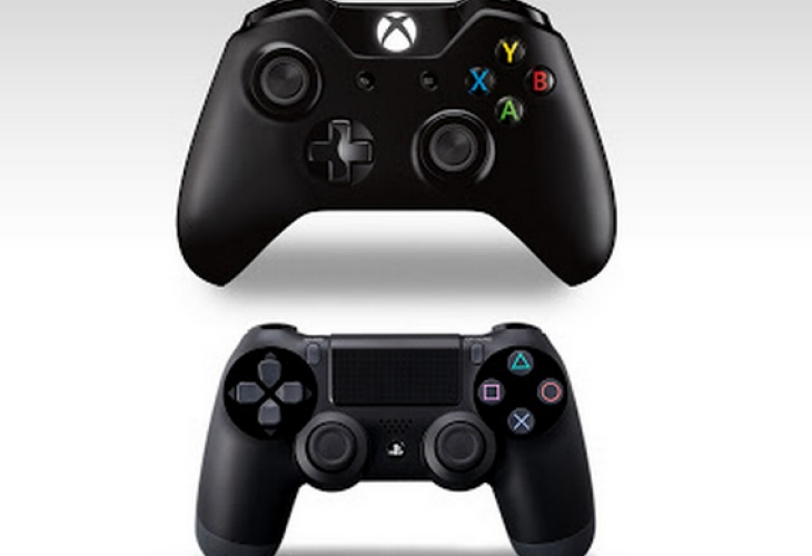 Xbox One Controller vs Ps4 Controller Xbox One vs Ps4 Controller
