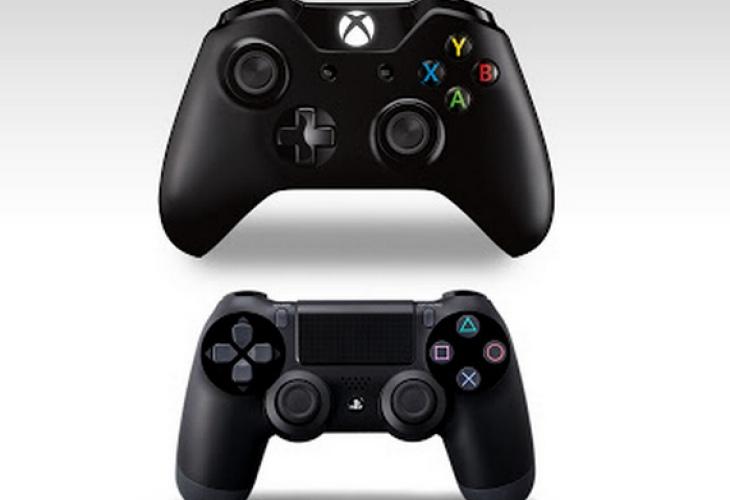 Xbox One Controller Back Xbox One Vs PS4 contro...