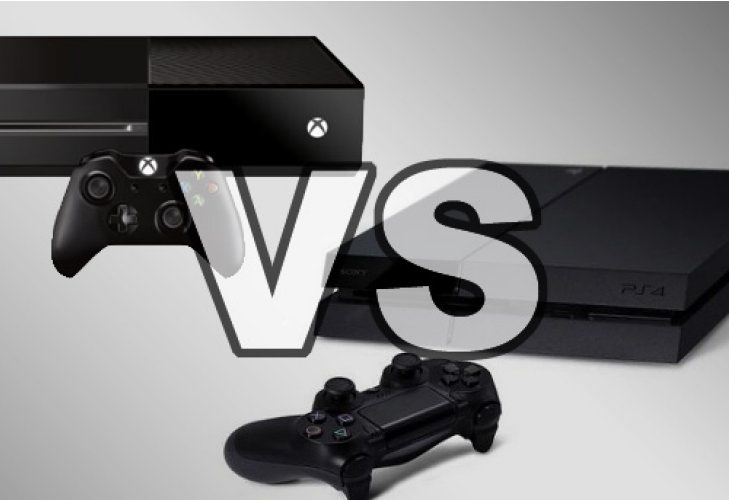 Sony PS4 again favored Vs Xbox One in sales