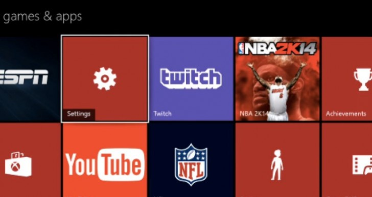 Xbox One live stream confirms YouTube launch app