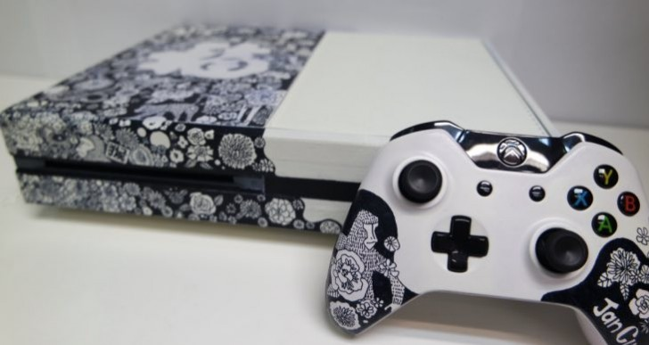 Amazing Xbox One console designs for Year of the Monkey