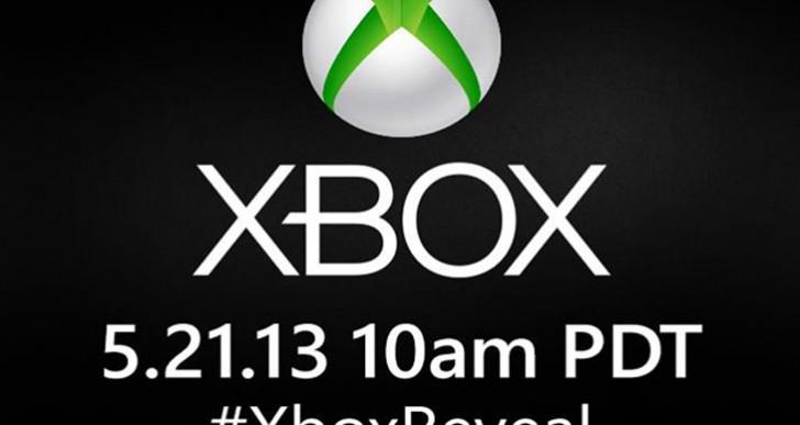 Xbox 720 announcement with PS4 deja vu