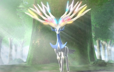 Xerneas, we can't wait to catch you..