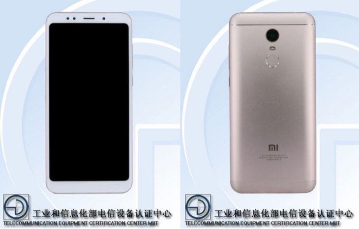 Xiaomi Redmi Note 5 leaked picture preview – Product ...