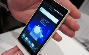 Sony Xperia S, SL jelly bean update is close