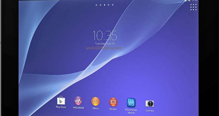 Xperia Tablet Z, Z2 and Z3 Android 5.0 lollipop update