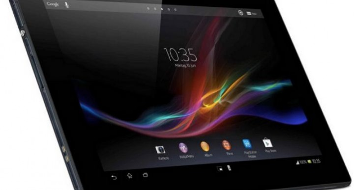 Sony Xperia Tablet Z2 Vs Z1 Specs showdown