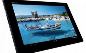 Sony Xperia Tablet Z2 White model leaked