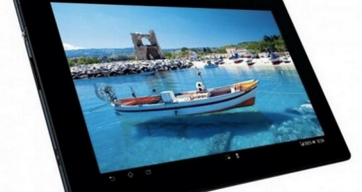 Sony Xperia Tablet Z2 White model leaked