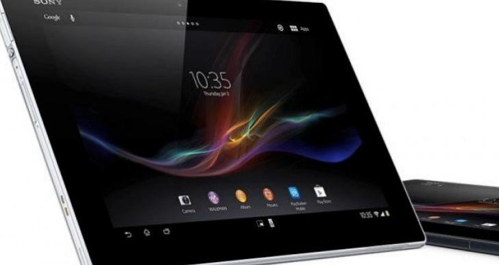 Sony Xperia Z2 Tablet US release date and price