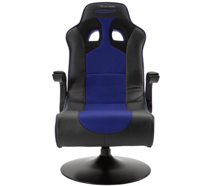 Peachy X Rocker Adrenaline Gaming Chair 2017 Reviews For Ps4 Xbox Frankydiablos Diy Chair Ideas Frankydiabloscom