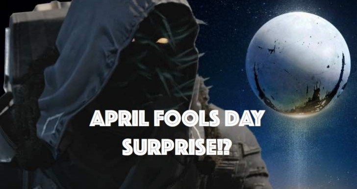 Xur location for April 1 Fool's Day surprise