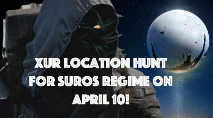 Xur desperation for Suros Regime