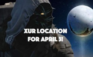 Destiny Xur location hype for April 3