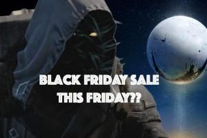 Destiny Xur Nov 27 location with 'Black Friday' sale