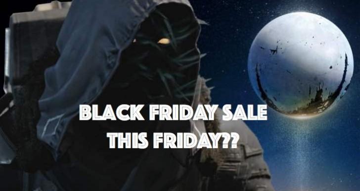 Destiny Xur Nov 27 location with no Black Friday sale