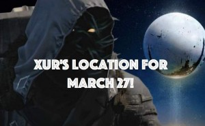 Destiny Xur location wait for March 27