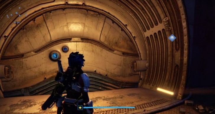 Xur Reef fix when door won't open