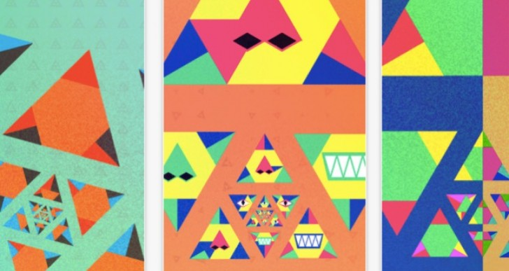 Yankai's Triangle iOS download for free puzzle game