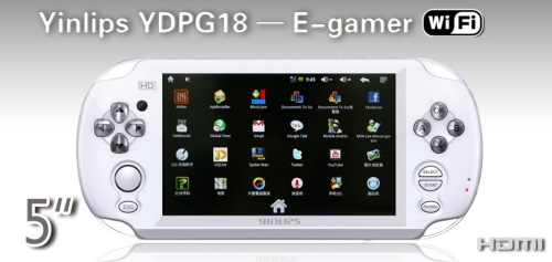 yinlips ydpg18 the android running ps vita you can afford