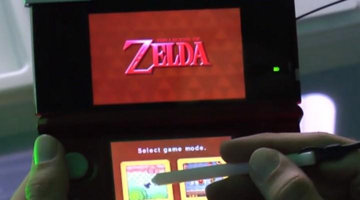 Best Zelda A Link Between Worlds gameplay preview