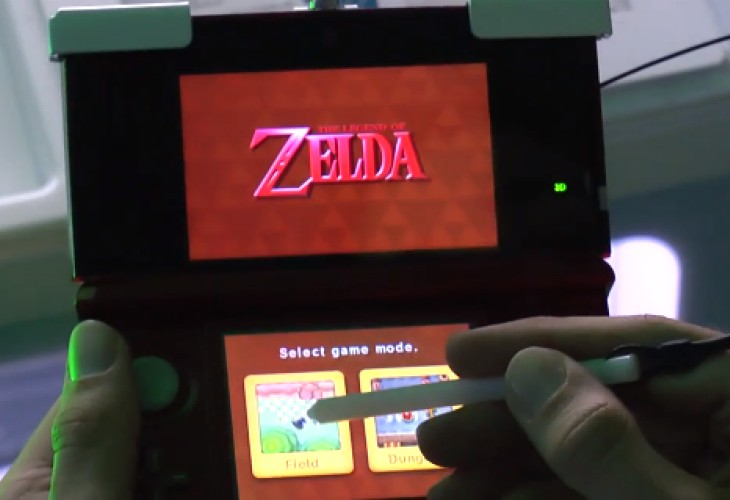 Best Zelda A Link Between Worlds gameplay preview