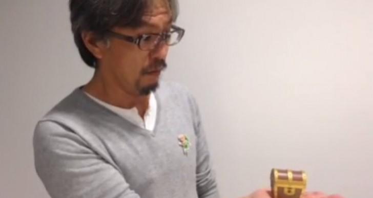Zelda 3DS treasure chest could be UK exclusive