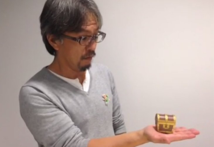 Zelda 3DS treasure chest could be UK exclusive
