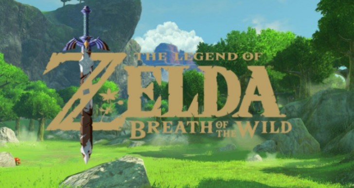 Zelda Breath of the Wild Nintendo Switch Vs Wii U graphics shock