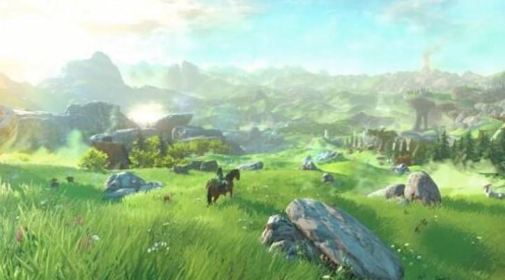 Zelda Wii U map size expectations