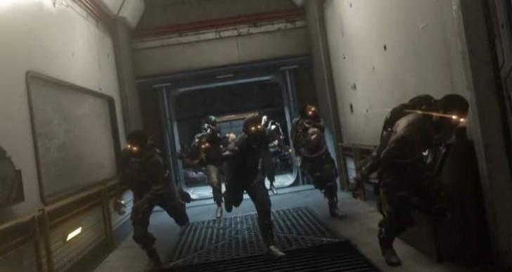 Advanced Warfare Exo Zombies jealousy after NBA first play
