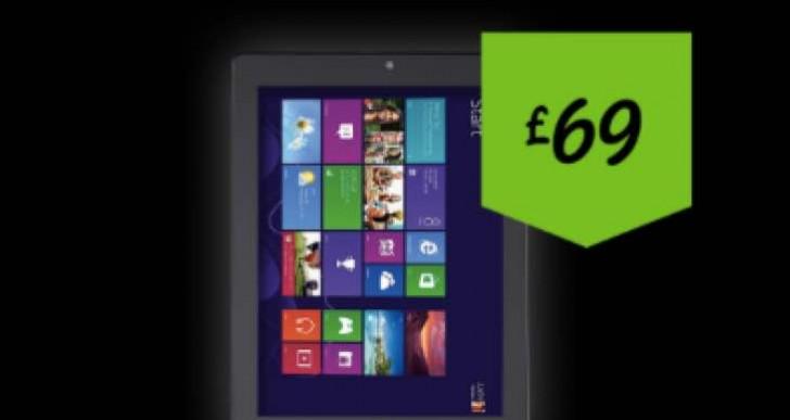 Zoostorm 3310-9775 7.5-inch Windows 8 tablet specs reviewed